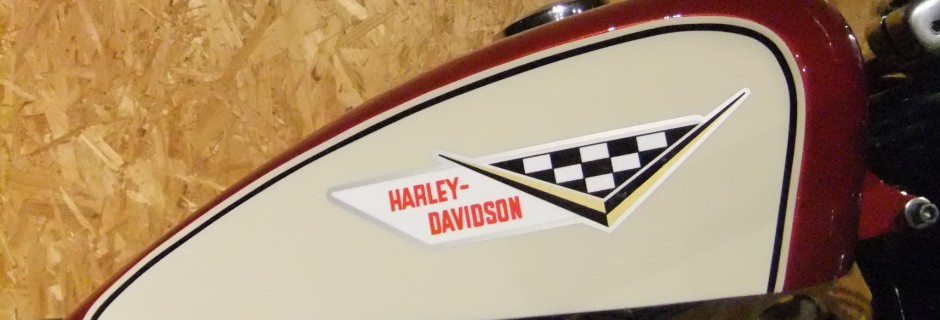 USED HARLEY-DAVIDSON SPECIALTY SHOP